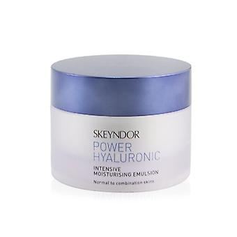 Power Hyaluronic Intensive Moisturising Emulsion (0.25% Hyaluronic Acid) (for Normal To Combination Skin) - 50ml/1.7oz