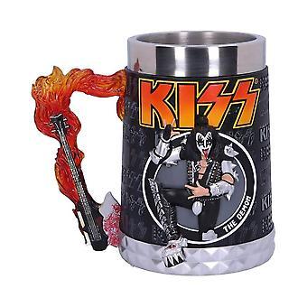 KISS Demon Flame Range samlartankd