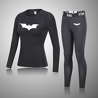 Winter Thermal Underwear Batman Sets
