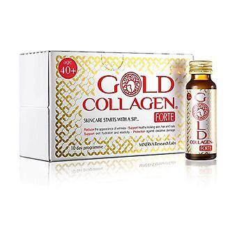 Gold Collagen Forte 10 vials of 50ml