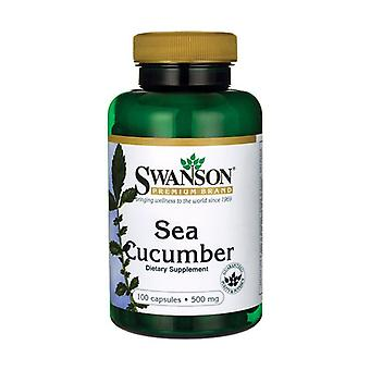 Sea Cucumber, 500mg 100 capsules