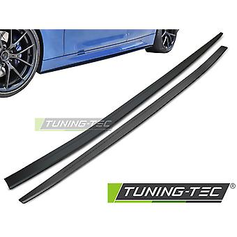 Sideskirts BMW F30 F31 11-18 EXTENSION PERFORMANCE STIJL