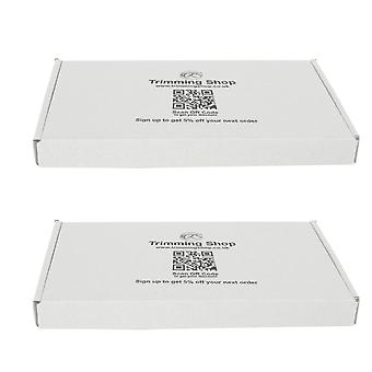 C5 grootte witte verzendkosten kartonnen doos grote brief koninklijke post mailing