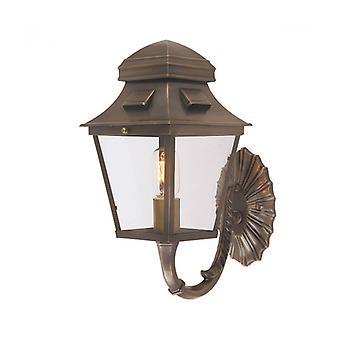 Lámpara De Pared St Pauls , Bronce Antiguo
