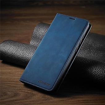 Luxury Skin Leather Case For Iphone Phone Cover