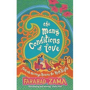 Rakkauden monet ehdot - numero 2 Farahad Zaman sarjoissa - 978