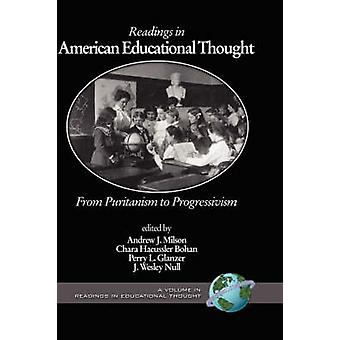 Readings American Educational Thought - 9781593112592 Book