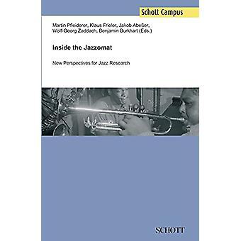 Inside the Jazzomat by Martin Pfleiderer - 9783959831246 Book