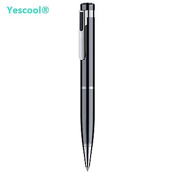 Yescool a9 الرقمية مسجل الصوت القلم denoise الصوت لمسافات طويلة تسجيل الصوت القابل لإعادة الشحن سجل خفض الضوضاء dictaphone