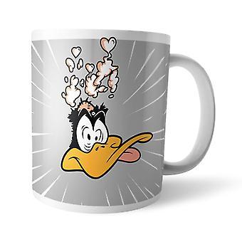 Looney Tunes You Blow Me Away Daffy Duck Merchandise Mug Coffee Tea Cup