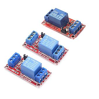 1 Channel Relay Module 5v 12v 24v High And Low Level Trigger Relay Control With