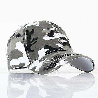 Berretto sportivo camouflage outdoor