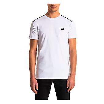 Antony Morato Slim Fit Jersey T-paita Valkoinen