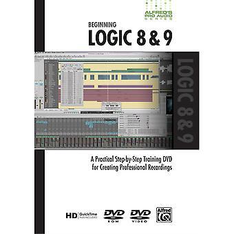 Alfred'S Pro Audio Series: Beginn von Logik 8 & 9