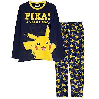 Pokemon Boys I Choose You Pikachu Pizsama szett