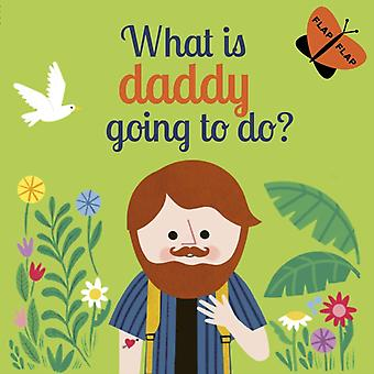What is Daddy Going to Do by Carly Madden