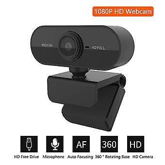 USB HD 1080P webcam video-opname camera voor pc desktop laptop met microfoon webcams