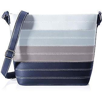 N.V. Bags 905 Woman WOMEN'S FASHION BAG, Navy, One Size