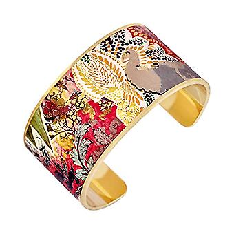 Christian Lacroix XF11026LD-S - Women's bracelet, brass, gold plated and shiny, with decorative motifs, size S