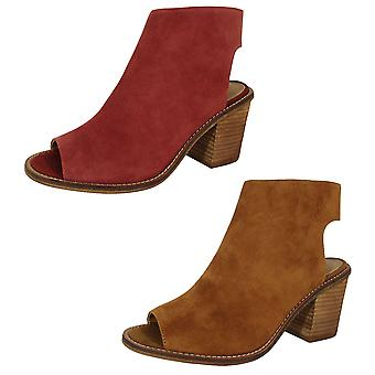 Chinese Laundry Womens Calvin Peep Toe Bootie Shoes