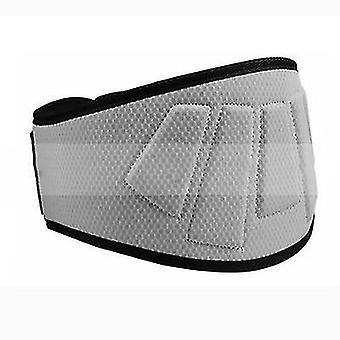 105Cm gray waist trimmer belt x2463