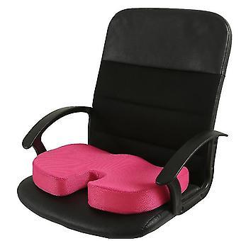 وسادة مقعد رغوة الذاكرة الحمراء لمقاعد السيارات، وزارة الداخلية ووسادة السفر az4121