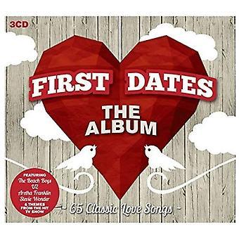 Pierwsze daty płyty CD z albumu