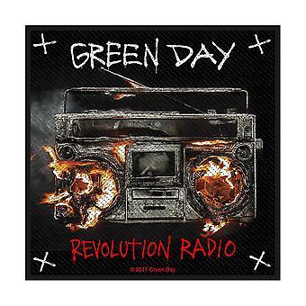 Green Day - Revolution Radio Standard Patch
