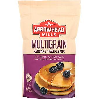 Arrowhead Mills Mix Pncke Multigrn, Case of 6 X 26 Oz