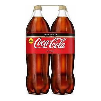 Osvěžující nápoj Coca-Cola Zero Zero (2 x 2 l)