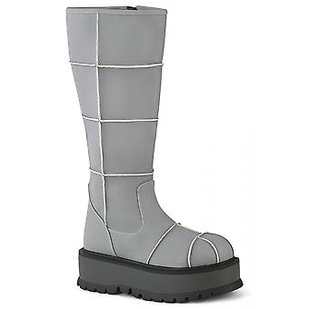 Demonia Slacker 230 Grey