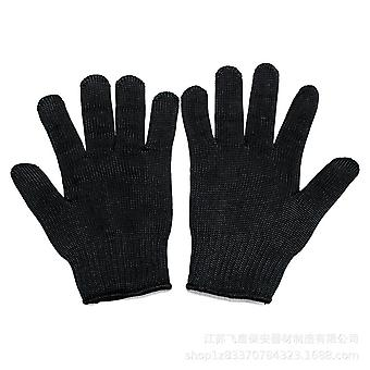 Durable Anti Cut Gloves Palm Potection Steel Wire Safety Gloves