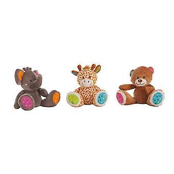 Fluffy toy Happy Animals (18 cm)