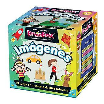 Educational Game BrainBox Imágenes (ES)