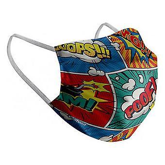 Hygienic Reusable Fabric Mask