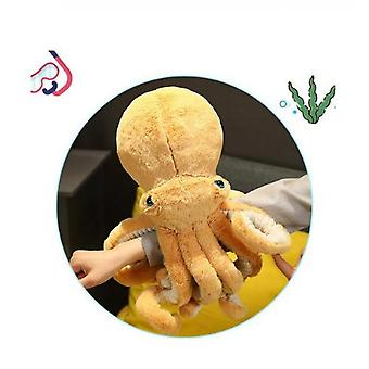 Octopus Plush Doll Play Toys For Kids Girls Boys Adults Gift