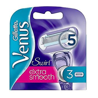 Gillette Venus Swirl Extra Smooth Blades 3er-Pack