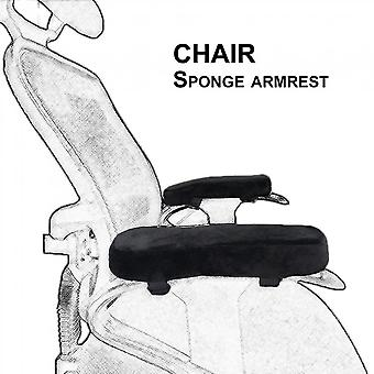 Chair Armrest Pads Soft Memory Foam Elbow Pillow Support Fit For Most Chairs