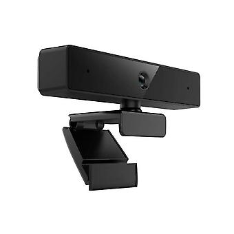 Webcam Hd 1080p 30fps Auto Focus Computer Web Cam Usb Camera With Sound Absorption Mic For Pc Laptop Smart