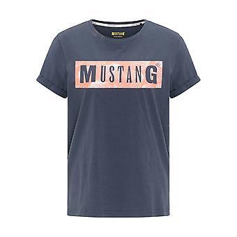 Mustang Shoes Alina C Print 10097314085 universal all year women t-shirt