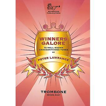 Winners Galore Trombone Bass Clef with CD