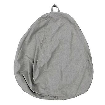 Bean Bag Chair Cover Indoor Outdoor Beanbag Seat No Contain Filling