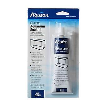 Aqueon Silicone Aquarium Sealant - Clear - 3 oz