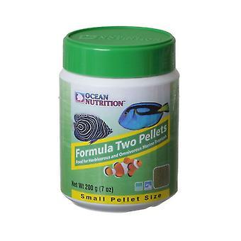 Ocean Nutrition Formula TWO Marine Pellet - Small - Small Pellets - 200 Grams