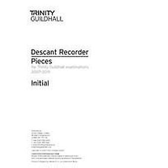 Trinity Descant Recorder 2007. Initial (part)