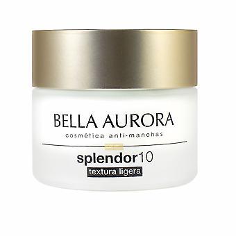 Bella Aurora Splendor 10 Textura Ligera Anti-edad Spf20 50 Ml Unisex