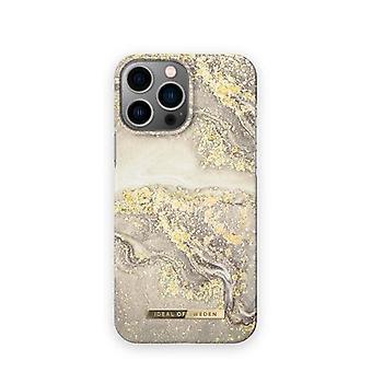 iDeal Of Sweden iPhone 13 Pro Max - Sparkle Greigen marmori