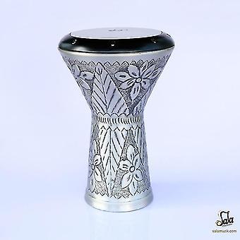 Instrument de percussion à tambour égyptien darbuka doumbek ded-322a (Ded-322p)
