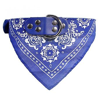Pet Bandanas Collar For Dogs Cats Adjustable