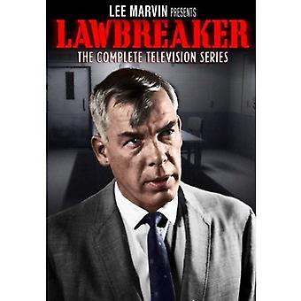 Lawbreaker: Complete Series [DVD] USA import